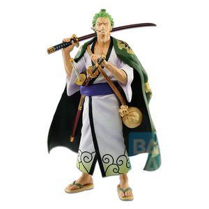 [One Piece: Japanese Style Figure: Roronoa Zoro (Product Image)]
