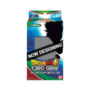 [Dragon Ball Super: Card Game: Starter Deck (Product Image)]