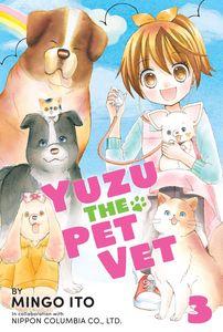 [Yuzu Pet: Volume 3 (Product Image)]