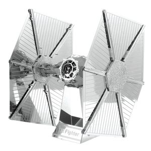 [Star Wars: Metal Earth Model Kits: TIE Fighter (Product Image)]