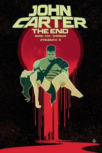 [John Carter: The End #4 (Cover B Doe) (Product Image)]