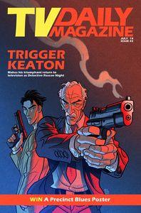 [Six Sidekicks Of Trigger Keaton #2 (Cover B Chan) (Product Image)]