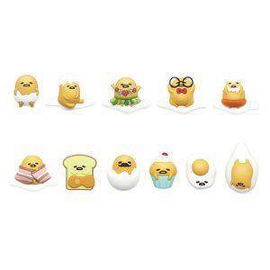 [Sanrio: Figural Keyring: Gudetama (Product Image)]