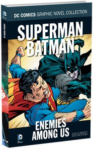 [DC Graphic Novel Collection: Volume 131: Superman/Batman: Enemies Among Us (Product Image)]