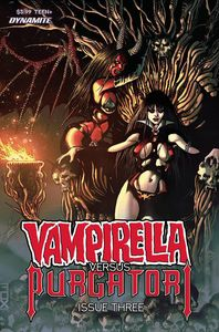 [Vampirella Vs Purgatori #3 (Cover C Fox) (Product Image)]