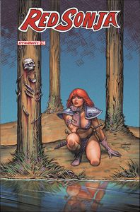 [Red Sonja #28 (Cover B Linsner) (Product Image)]