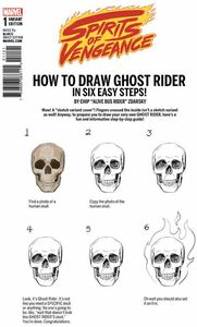 [Spirits Of Vengeance #1 (Legacy) (Zdarsky How To Draw Variant) (Product Image)]