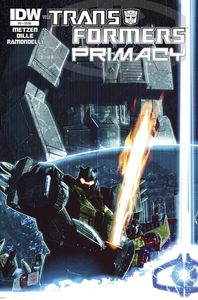 [Transformers: Primacy #2 (Product Image)]
