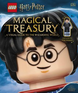[LEGO: Harry Potter: Magical Treasury (Hardcover) (Product Image)]