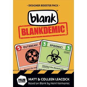 [Blank Blankdemic (Product Image)]
