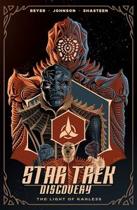 [Star Trek Discovery: Light Of Kahless (Product Image)]