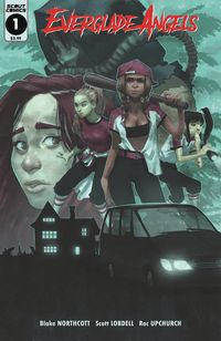 [The cover for Everglade Angels #1 (Cover A Upchurch)]