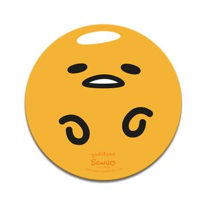 [Gudetama: Coaster: Egg Faced (Product Image)]