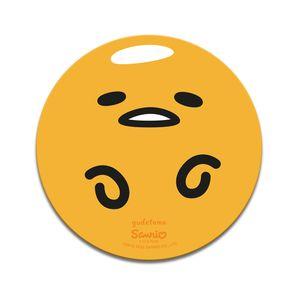 [Gudetama: Coaster: Egg Faced (Product Image)]