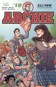 [Archie #19 (Cover A Reg Pete Woods) (Product Image)]