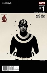 [Bullseye #1 (Bradstreet Hip Hop Variant) (Product Image)]