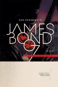 [James Bond: Complete Warren Ellis Omnibus (Hardcover) (Product Image)]