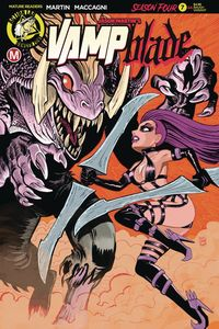 [Vampblade: Season 4 #7 (Cover C Baugh) (Product Image)]