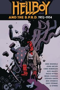 [Hellboy & The B.P.R.D.: 1952-1954 (Hardcover) (Product Image)]