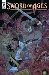 [Sword Of Ages #2 (Cover B Rodriguez) (Product Image)]