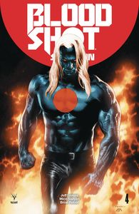[Bloodshot: Salvation #4 (Cover A Suayan) (Product Image)]