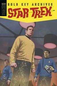 [Star Trek: Gold Key Archives: Volume 4 (Hardcover) (Product Image)]