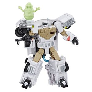 [Transformers Generations: Collaborative: Ghostbusters Ecto-1/Ectotron (Product Image)]