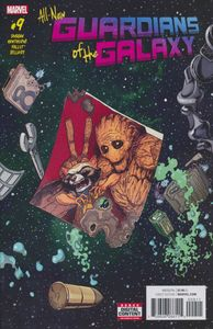 [All New Guardians Of Galaxy #9 (Product Image)]