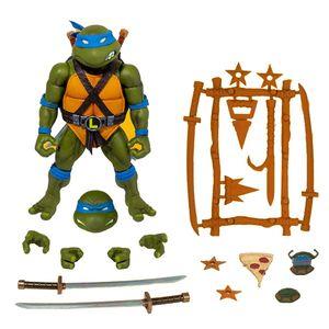 [Teenage Mutant Ninja Turtles: Ultimates Action Figure: Leonardo (Product Image)]