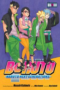 [Boruto: Naruto Next Generations: Volume 11 (Product Image)]