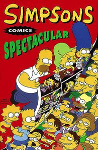 [Simpsons Comics: Spectacular (Product Image)]