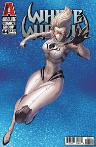 [White Widow #4 (Cover A Tyndal Holographic) (Product Image)]