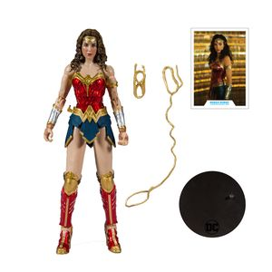 [Wonder Woman 1984: DC Multiverse Action Figure: Classic Outfit Wonder Woman (Product Image)]