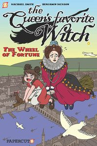 [Queen's Favorite Witch #1 (Hardcover) (Product Image)]