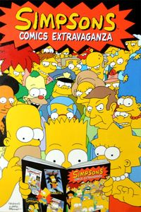 [The Simpsons Comics: Comics Extravaganza (Product Image)]
