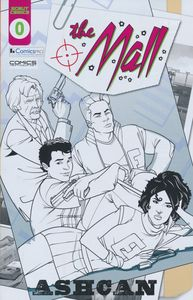 [The Mall (ComicsPRO Exclusive Ashcan) (Product Image)]