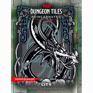 [Dungeons & Dragons: Dungeon Tiles Reincarnated: City (Product Image)]