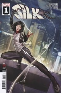 [Silk #1 (Of 5) (2nd Printing Stonehouse Variant) (Product Image)]