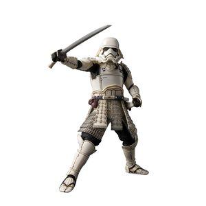 [Star Wars: Meisho Movie Realisation Action Figure: Ashigaru First Order Stormtrooper (Product Image)]