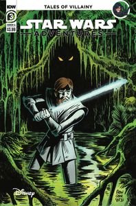 [Star Wars Adventures (2020) #3 (Cover A Francavilla) (Product Image)]