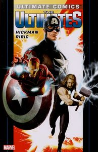 [Ultimate Comics: X-Men: By Jonathan Hickman: Volume 1 (Product Image)]
