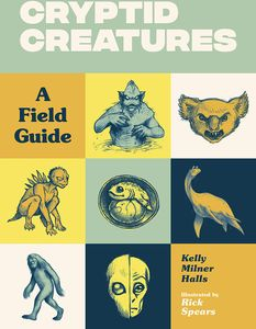 [Cryptid Creatures: A Field Guide (Product Image)]