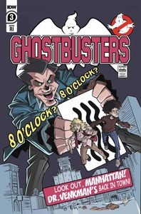 [Ghostbusters: Year One #3 (Lattie Variant) (Product Image)]