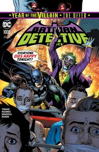 [Detective Comics #1008 (YOTV The Offer) (Product Image)]