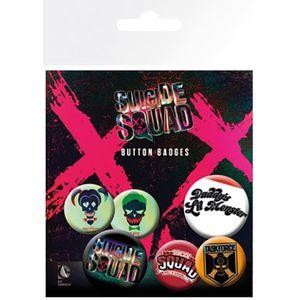 [DC: Suicide Squad: Badge Pack: Li'l Monster (Product Image)]