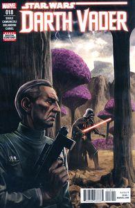 [Star Wars: Darth Vader #18 (Product Image)]