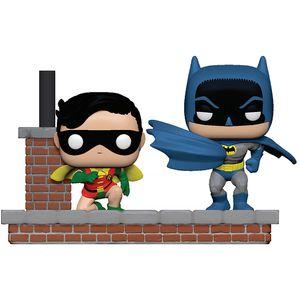 [Batman: 80th Anniversary: Pop! Vinyl Movie Moments: Batman & Robin 1964 (Product Image)]