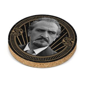 [Doctor Who: Anniversary Collection: Coaster: The Master (Roger Delgado) (Product Image)]
