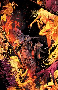 [Once & Future #22 (Cover A Mora) (Product Image)]
