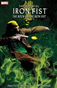 [Immortal Iron Fist: Volume 3: The Book Of The Iron Fist (Product Image)]